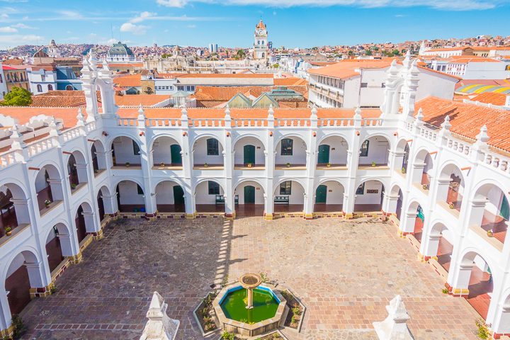 The Ultimate Guide to Sucre, Bolivia -- The best things to do and see, where to eat, plus how to hike to the Maragua Crater!