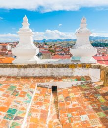 The Ultimate Guide to Sucre, Bolivia -- what to do, where to eat, and how to hike to the Maragua Crater!