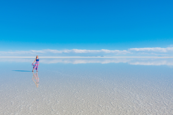How to Visit the Uyuni Salt Flats
