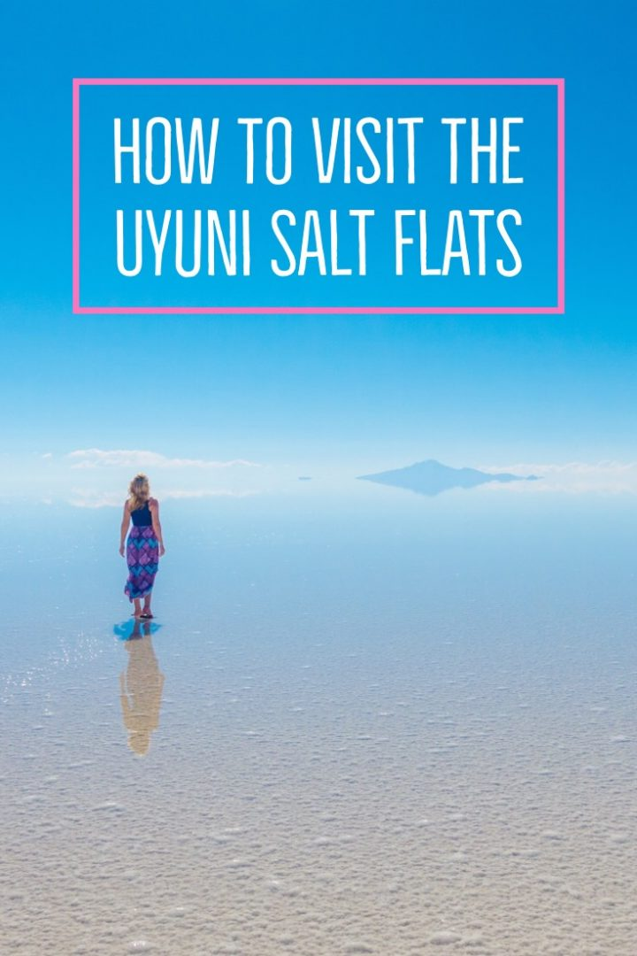How to visit the Uyuni Salt Flat in Bolvia. It's easier than you think! Here's everything you need to know... Salar de Uyuni, Bolivia