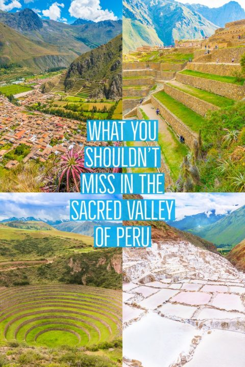 Sacred Valley Peru — Day Trips from Cusco Peru
