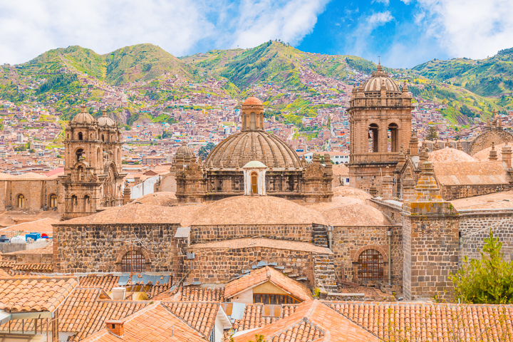 Rooftop view in Cusco Peru — Best Things To Do in Cusco Peru