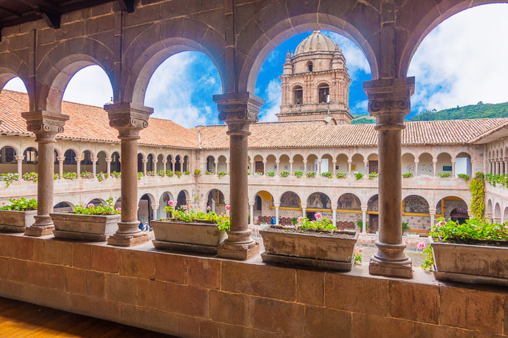 Qorikancha in Cusco Peru — Best Things To Do in Cusco Peru