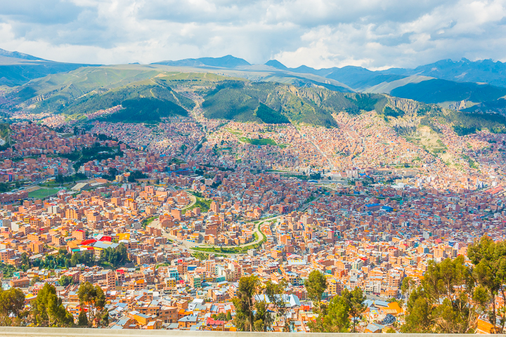 Checklist for the best things to see and do in La Paz, Bolivia