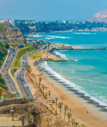 The Ultimate Guide to Lima, Peru! Best things to do, where to stay, and the best day trips to take from Lima. Use these tips to help plan your trip to Lima!