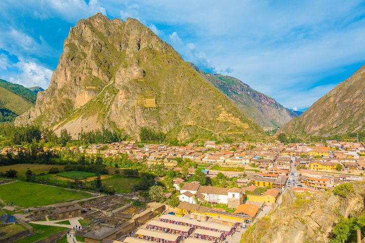 What you shouldn't miss in the Sacred Valley: Pisac, Ollantaytambo, Maras, and Moray. You can do this itinerary in 2 days as day trips from Cusco, or you can stay in the Sacred Valley itself.