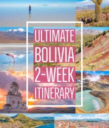 2 Week Bolivia Itinerary