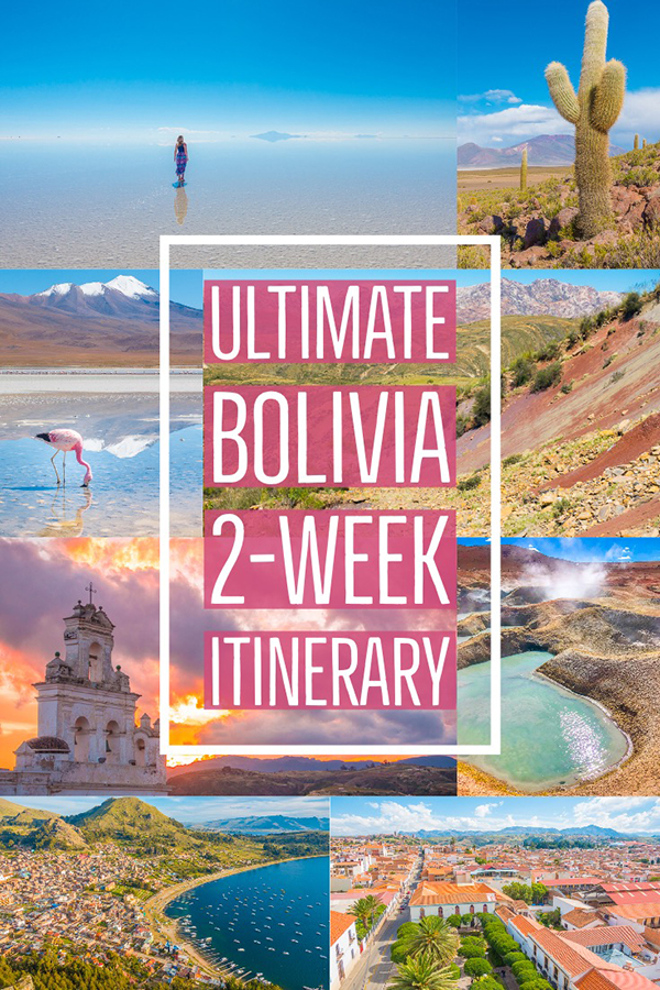 2 Week Bolivia Itinerary