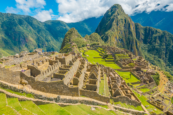 Machu Picchu — Day Trips from Cusco Peru