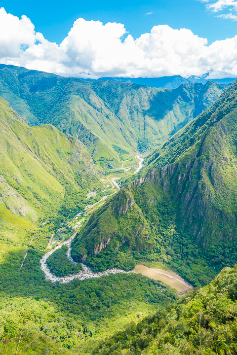 Hike to the Inca Bridge at Machu Picchu