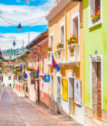 First time in Ecuador? Here's a guide to the best things to do in the capital city of Quito, plus 2 of the most popular day trips to take from Quito. Make you trip planning easy with these tips! #cotopaxi #equator #quito #ecuador