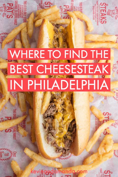 Best Philly Cheesesteak