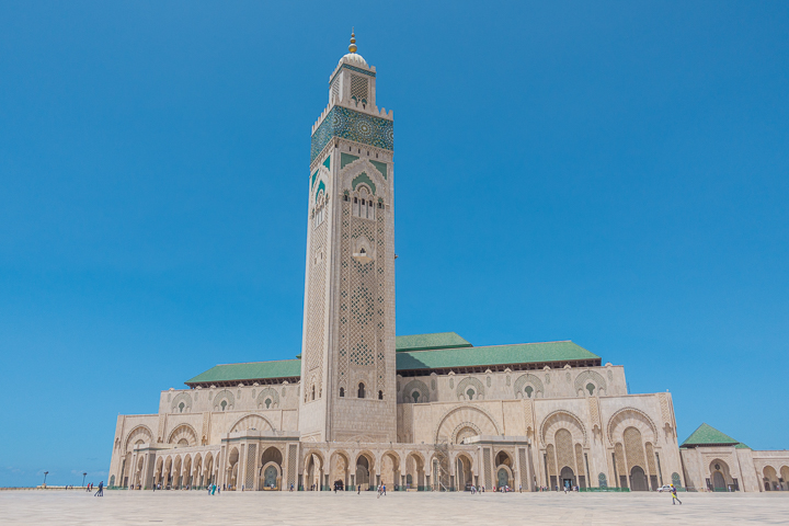 Hassan II Mosque - Things To Do In Casablanca Morocco - Morocco Travel Guide