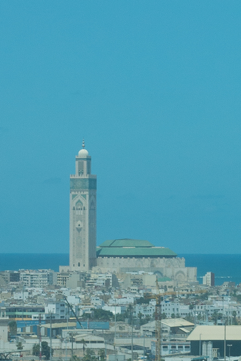 Casablanca Hotel Room View - Things To Do In Casablanca Morocco - Morocco Travel Guide