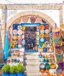 Is Essaouira worth visiting in Morocco? How many days to spend in Essaouira? Here are the best things to see and do in the beautiful beach town of Essaouira, Morocco!