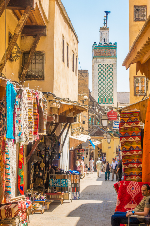 10 Things To Do in Fez Morocco — Ultimate Morocco Travel Guide