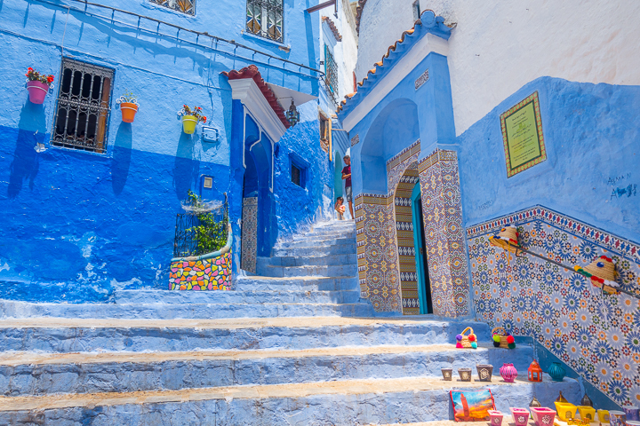 Chefchaouen - The Blue City of Morocco - Morocco Travel Guide