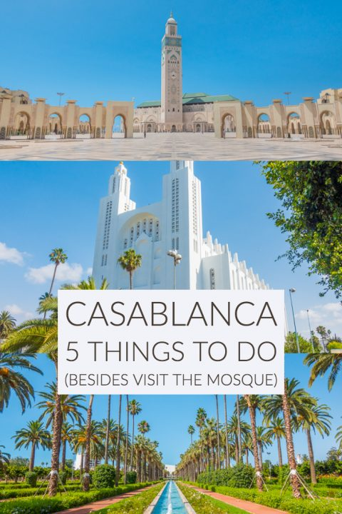 Things To Do In Casablanca Morocco - Morocco Travel Guide