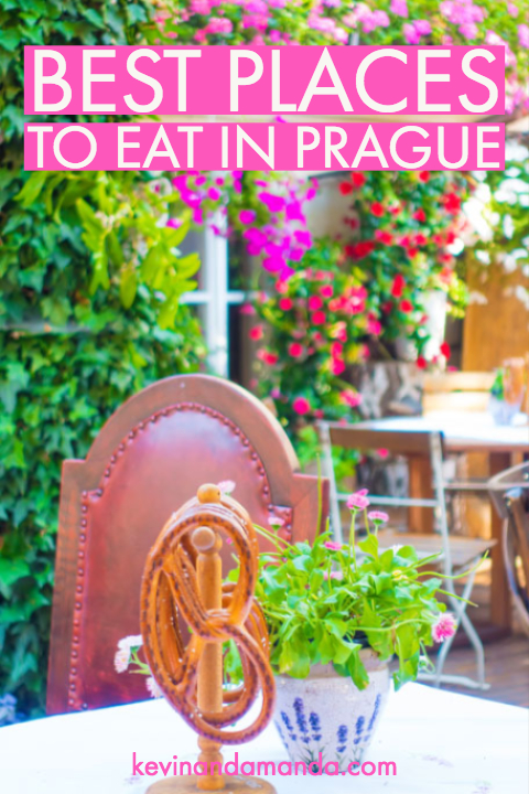Prague Restaurants - Where To Find The Best Czech Food