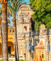 Royal Alcázar of Seville Spain