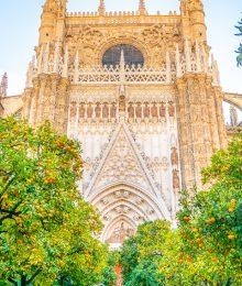 Catedral de Sevilla in Seville Spain