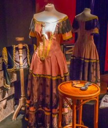 Flamenco Museum in Seville Spain