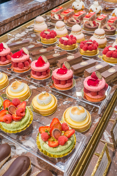 French Pastries from Laduree — The BEST Things To Do In Paris If You Only Have One Day!!