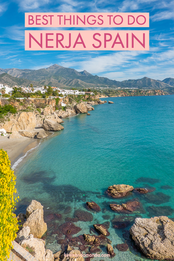 Best Things To Do in Nerja Spain