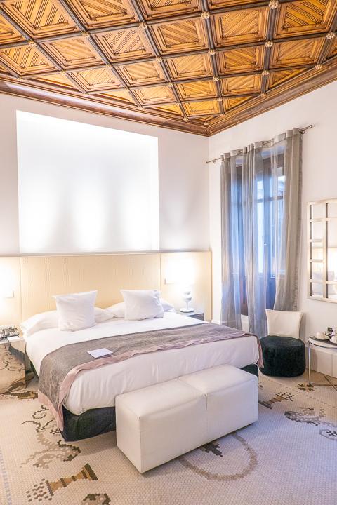 Hotel Hospes Palacio de Los Patos in Granada Spain