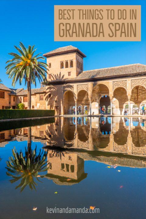 Best Things To Do in Granada Spain