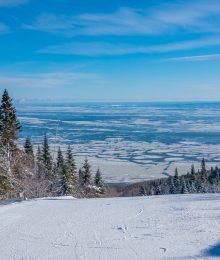 Ski Resort Quebec City Le Massif de Charlevoix
