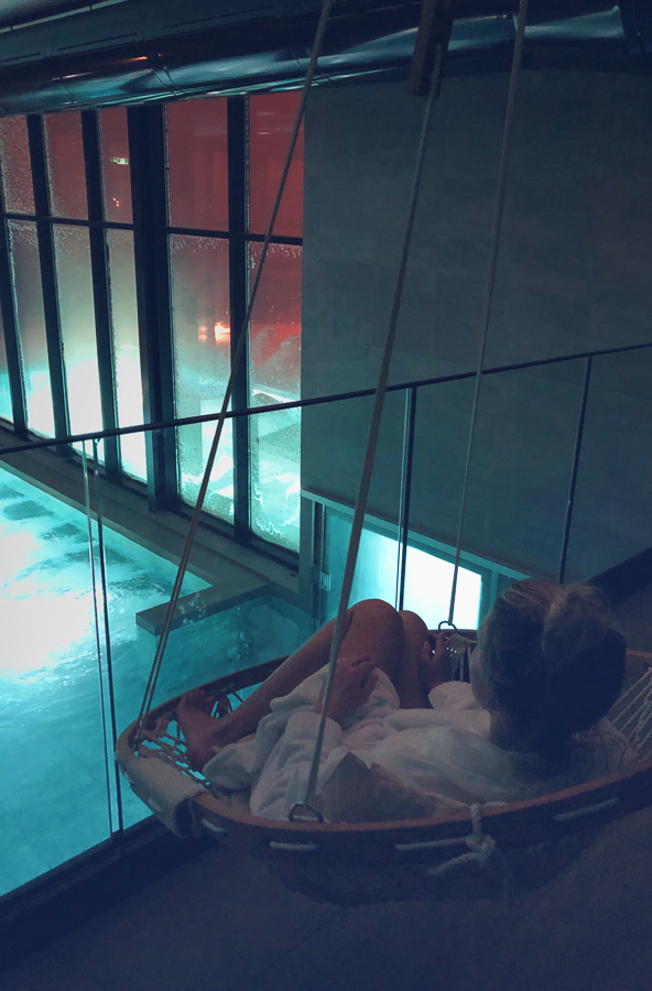 Strom Nordic Spa Quebec City