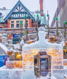 Ice Bar Quebec City