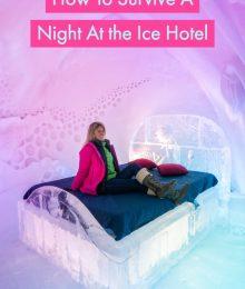 Ice Hotel Quebec