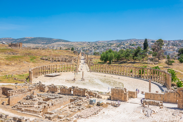 Best Day Trips from Amman Jordan