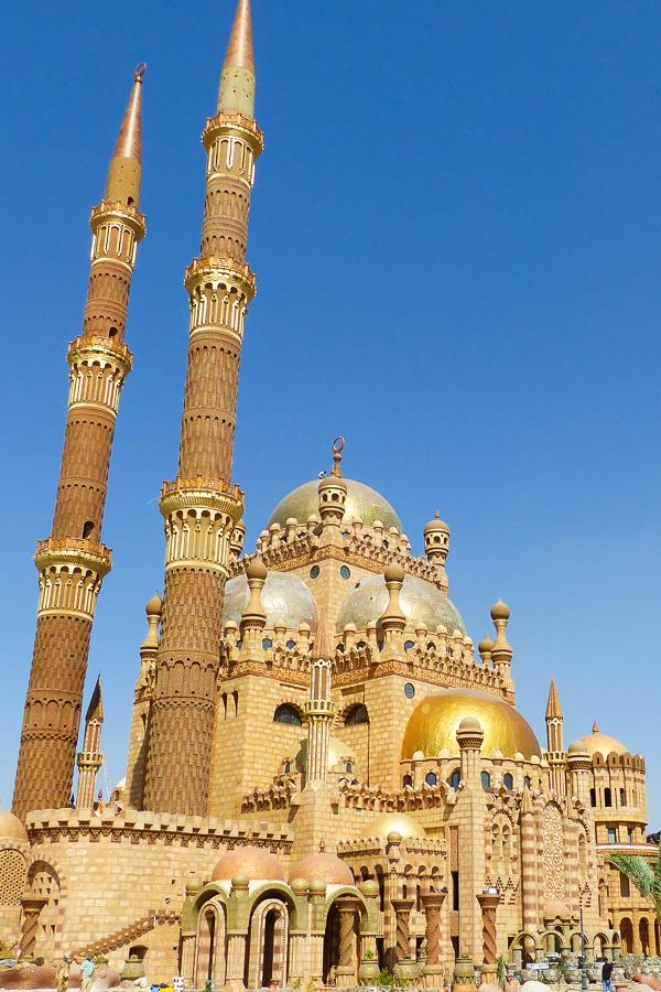 Al Sahaba Mosque Sharm el Sheikh