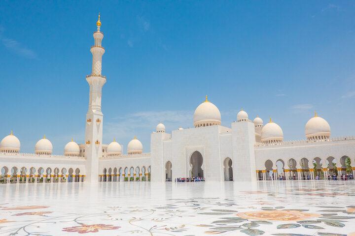 Sheikh Zayed Mosque