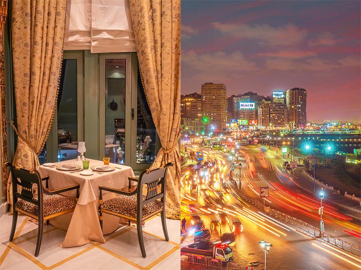 Byblos Restaurant Alexandria Egypt