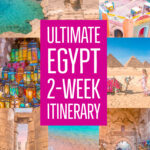 Egypt Travel Itinerary