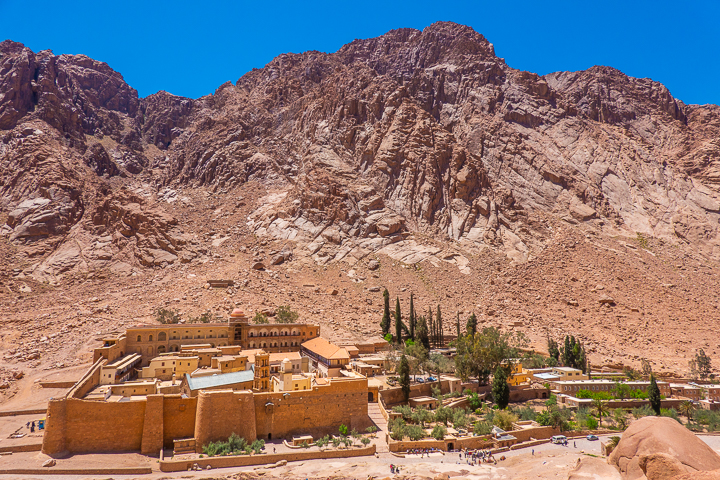 How to Hike Mount Sinai — Where Moses Received Ten Commandments