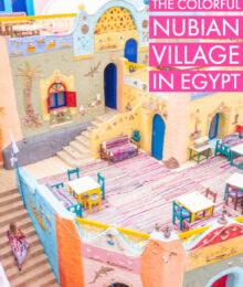 Nubian Village — Aswan Egypt