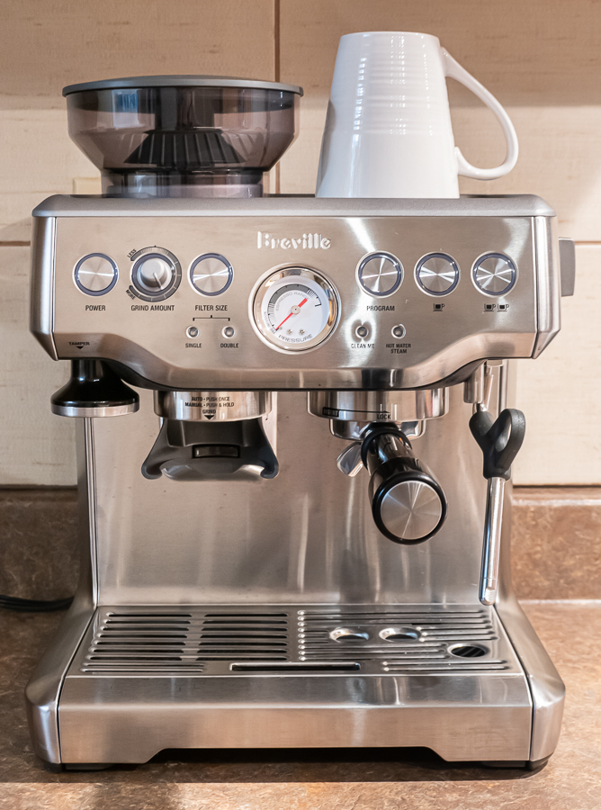 Breville Barista Express Tips Tricks How To Make The