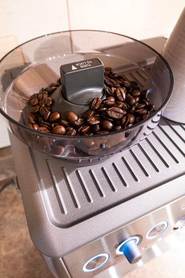 Coffee Beans for Espresso Machine