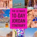 Jordan Travel Itinerary