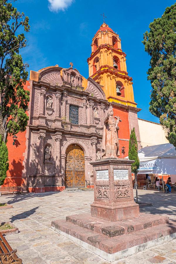 Templo del Oratorio de San Felipe Neri in San Miguel de Allende