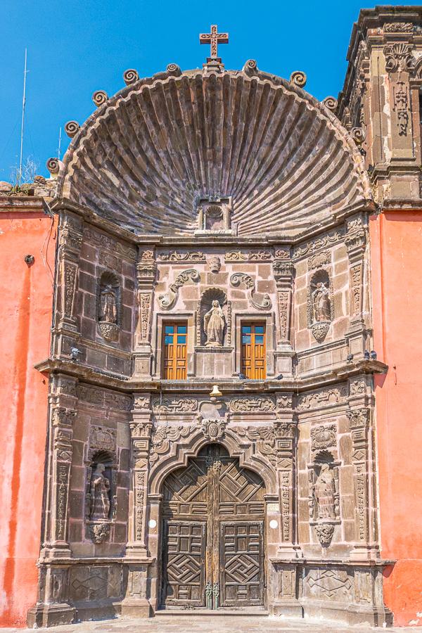 Plaza Cívica in San Miguel de Allende