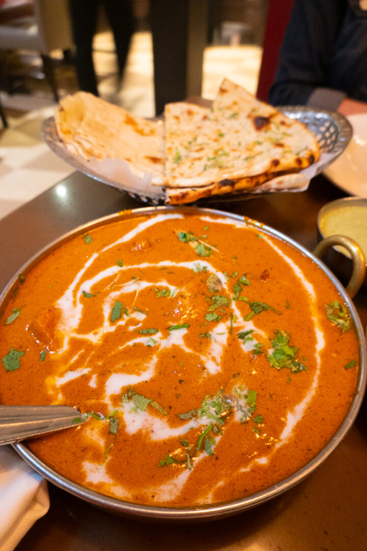 Best Butter Chicken Restaurant in New Delhi