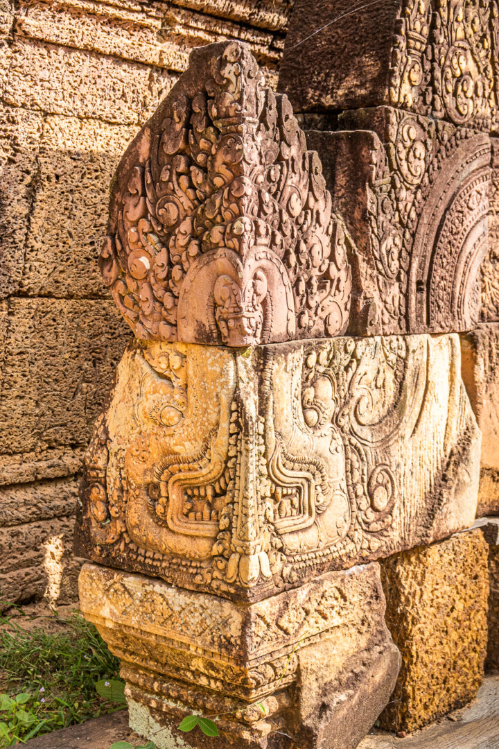 Banteay Srei Temple Cambodia
