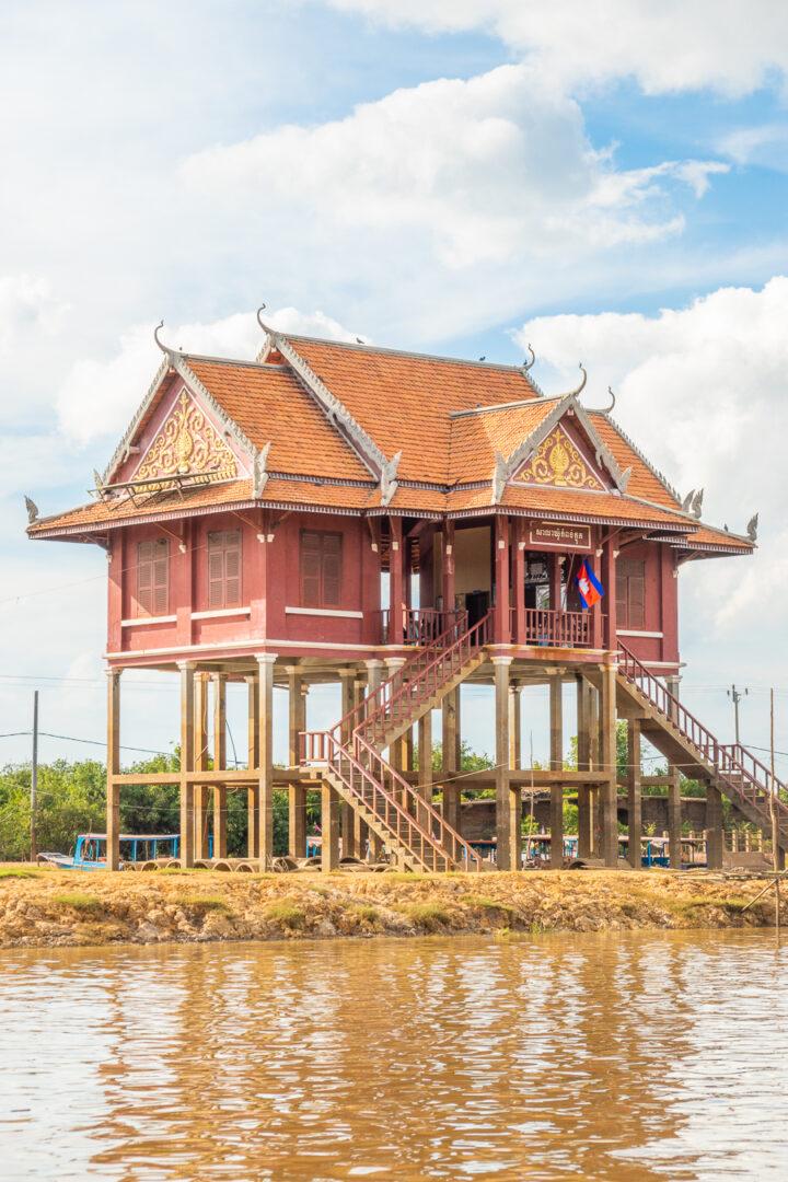 Floating Village Cambodia