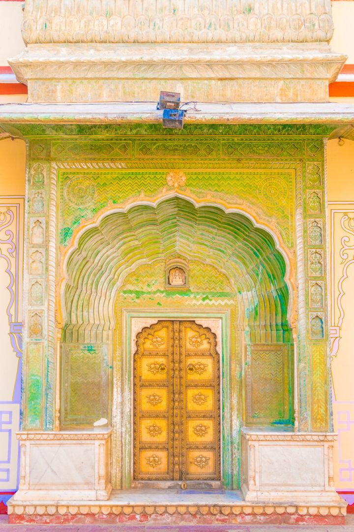 Sarvato Bhadra Courtyard Gate